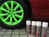 Schneller trockener Gummispray-Auto-Lack
