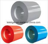 カラーによって塗られる鋼鉄コイルPPGI