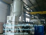 큰 Caliber HDPE Water Supply Pipe Making Machine Plant 110mm 400mm 630mm 1200mm