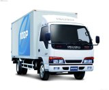 Isuzu Nkr Diesel Light Truck (Stockで)