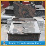 Granito dello Shanxi Black/G664/G603/G654 che intaglia la pietra tombale del monumento per il memoriale/cimitero