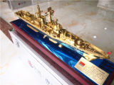 Het model Model van de Boot/van het Schip/laatst en het Nieuwe Model van het Schip/Model van het Schip van de Boot van de Schaal het Model Model/Miniatuur/het Raket Uitgeruste Model van de Torpedojager