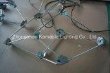 Moderne Glas-LED Hängependelleuchten (KA8122-M)