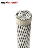 Condutor de alumínio desencapado reforçado do cabo ACSR do condutor aço de alumínio