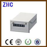 Contador mecánico eléctrico del contador del cable de Csk5 12V 24V