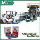 Energy Saving Flexo Printing Paper Bag automatique Making Machine