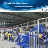 Pp. gesponnenes Material, das waschende trocknende Maschine aufbereitet