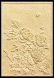 Het Standbeeld van Relievo van de Muur van het Beeldhouwwerk van het zandsteen