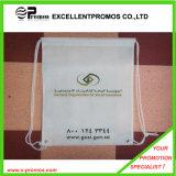 Sac à provisions normal imprimé par logo de Kraft (EP-FP55514)