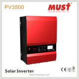 Inversor puro da potência solar de onda de seno com carregador 1kw/2kw/3kw/5kw/10kw