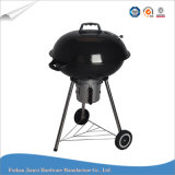 BBQ van de houtskool Grill met de OpenluchtBarbecue van de Vanger van de As