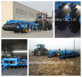 De de op zwaar werk berekende Ploeg van de Eg van de Schijf van het Landbouwbedrijf en Machine van de Eg