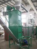 Ligne de réutilisation en plastique de rebut de lavage des bouteilles de HDPE