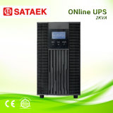 200/208/220/230/240VAC 2kVA 단락 보호 단일 위상 고주파 UPS