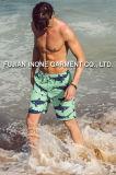 Os Mens de Inone W008 nadam calças curtas dos Shorts ocasionais da placa