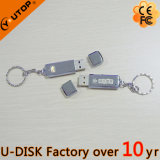 vara feita sob encomenda do USB do metal do logotipo da gravura do laser 1-128GB (YT-1248L)
