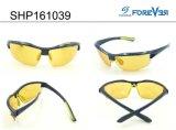 Gläser der Nachtsicht-Shp161039 mit gelbem polarisiertem Objektiv
