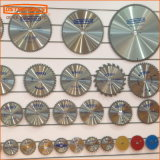 Lame de scie circulaire Tct pour la coupe de métaux non ferreux
