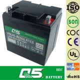 batteria profonda di scarico della batteria al piombo della batteria del Profondo-Ciclo 12V24AH