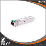 100%년 CISCO GLC-FE-100ZX 호환성 100Base ZX LC, 80 Km 의 심천 중국에 있는 DDM 기능 공급자와 가진 1550 nm SFP 송수신기