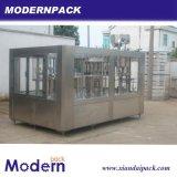 3 en 1 máquina de llenado caliente de la bebida / máquina automática