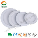 Diodo emissor de luz quente Round Panel Downlight de 2016 18W Quality de 202mm Cut