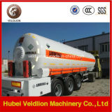 工場Price 58.5cbm LPG Tank Gas Tanker Semi Trailer