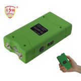 Pequeña linterna Taser con poderoso choque eléctrico