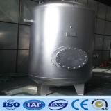 Serbatoio di acqua di memoria di pressione dell'acciaio inossidabile (orizzontale)