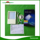 옥외 점화 태양 전지판 힘 18 LED 운동 측정기 가로등 정원 램프 스포트라이트 비상등
