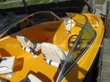 Barco de alta velocidade do lazer da fibra de vidro