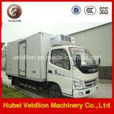 Camion refrigerato 10ton di Foton 4X2
