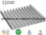 Liga de alumínio/de alumínio 6060 expulsou dissipadores de calor
