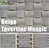 Wall CladdingおよびFloorのための大理石かTravertine/Slate/Limestone Mosaic