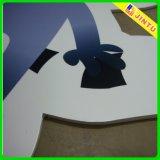 Tarjeta ULTRAVIOLETA plana de la espuma del PVC de la impresión de la tarjeta del Kt