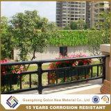 Загородка горячего балкона сбывания стандартного флористическая