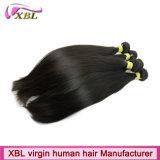 Шелковистый прямо Weave волос девственницы 100% Unprocessed бразильский