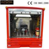 Camion elettrico di lotta antincendio delle sedi calde di vendita 2