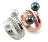 새로운 도착 도매 925 순은 특별한 모양은 숙녀를 둥글게 된다 Ring Adjustable R10532