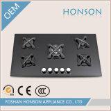Campana de la aplicación de cocina tabla de gas Cocina de gas Hg5810