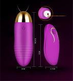 Produtos impermeáveis do adulto do vibrador do brinquedo do sexo fêmea do silicone