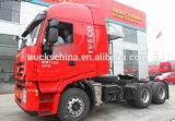 Camion de remorquage de l'engine 430HP de curseur de camion de tête d'entraîneur d'Iveco