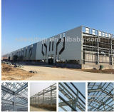 SGS Approved Light Steel Structure Building para Warehouse Design