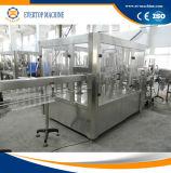 Máquina tampando de enchimento de lavagem da água mineral