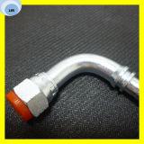 Embout de durites étampé ajustage de précision de pipe convenable de pièce de scellement de cône de 60 degrés