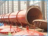 Industrieller Dampftopf-mit Kohlensäure durchgesetzter Betonstein-Kessel