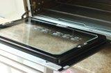 Ausgeglichenes Großhandelsglas für Ofen-Tür mit Drucken und Loch