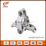 Abrazaderas de la suspensión de la aleación de aluminio de Xlu para el tipo del muñón
