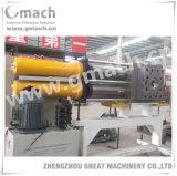 기계 또는 밀어남 기계 또는 압출기 합성을%s 자동 세척 시스템을%s 가진 스크린 변경자를 Backflush