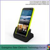 Suporte conveniente do telefone do carro para o carregador M9 de HTC um